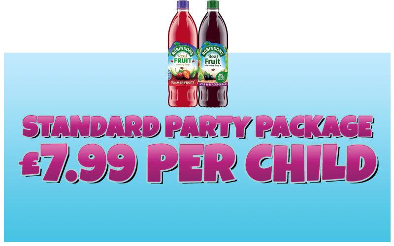 Standard party package