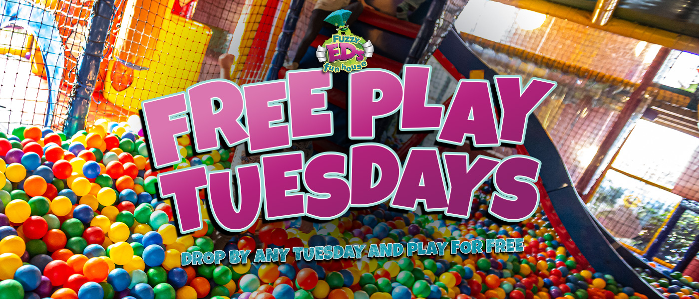 Free play Tuesdays
